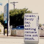 Create Every Day WRDSMTH