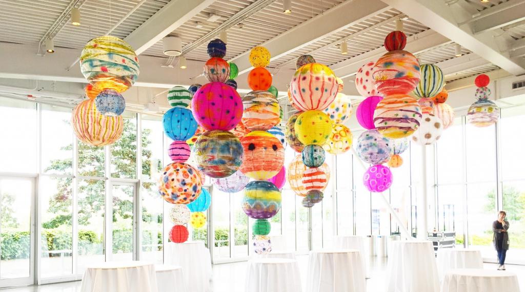 Liz TRan Drops The Seattle Art Museum's Paccar Pavilion