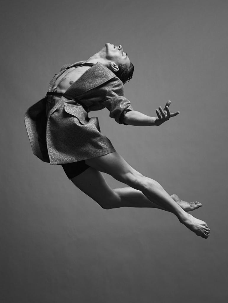 Sergei Polunin by Jacob Sutton - Numéro Homme