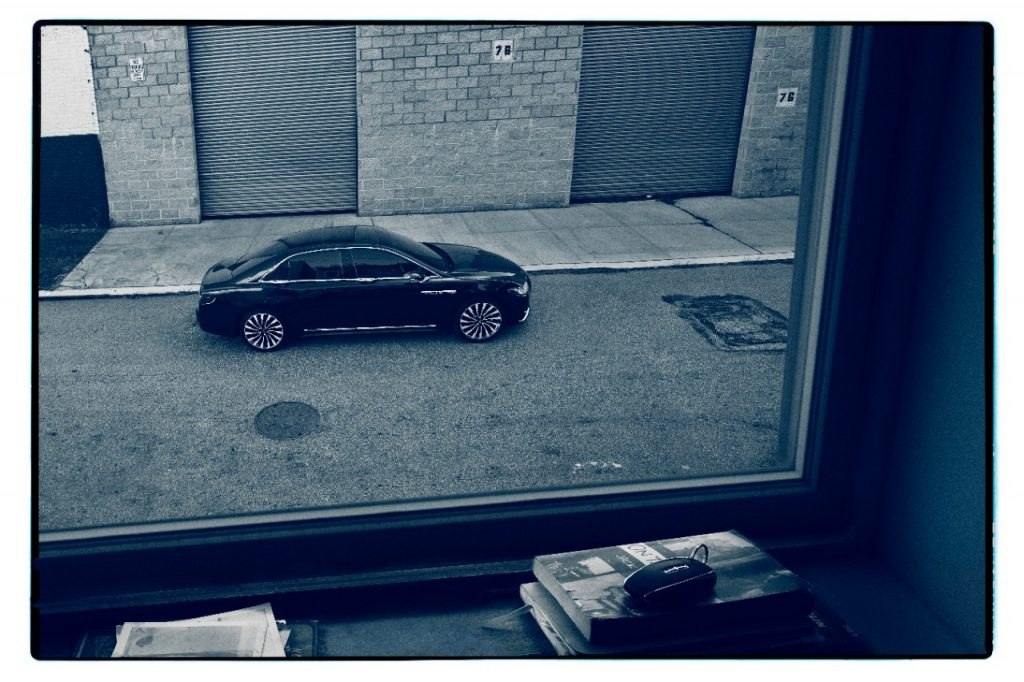 LINCOLN CONTINENTAL AND ANNIE LEIBOVITZ