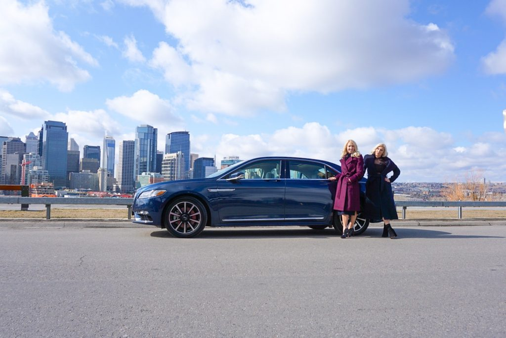 Katrina Olson 2017 Lincoln Continental