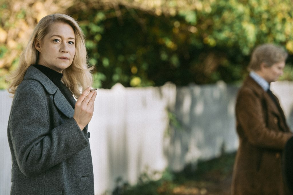 Trine Dyrholm in a scene from The Commune_image courtesy Pacific Northwest Pictures