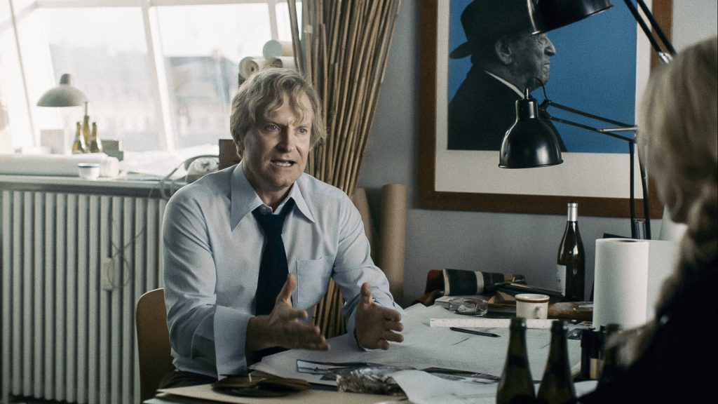 Ulrich Thomsen in The Commune.Image courtesy Pacific Northwest Pictures