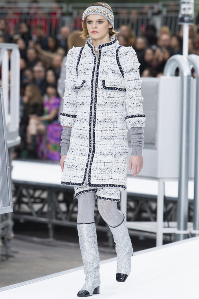 winter's coming chanel fw 2017
