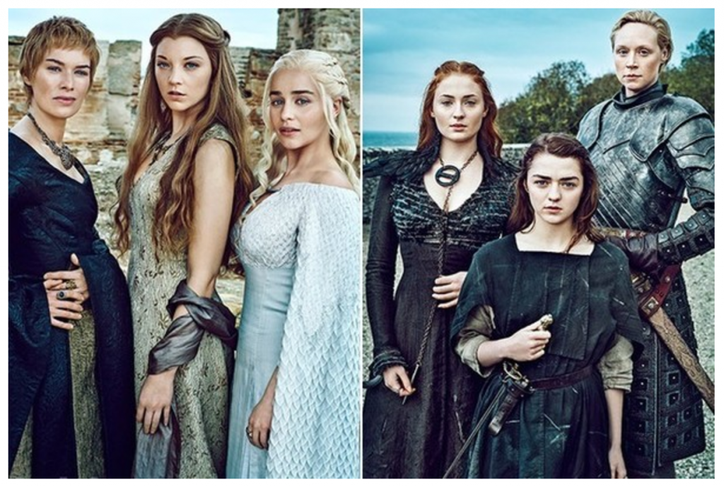 Game of Thrones Women HBO