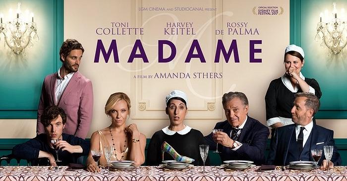 Madame film poster