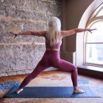 Yoga at Calgary Hyatt