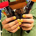 Nourish your neighbourhood with Kind snacks Tala Mottahed hands