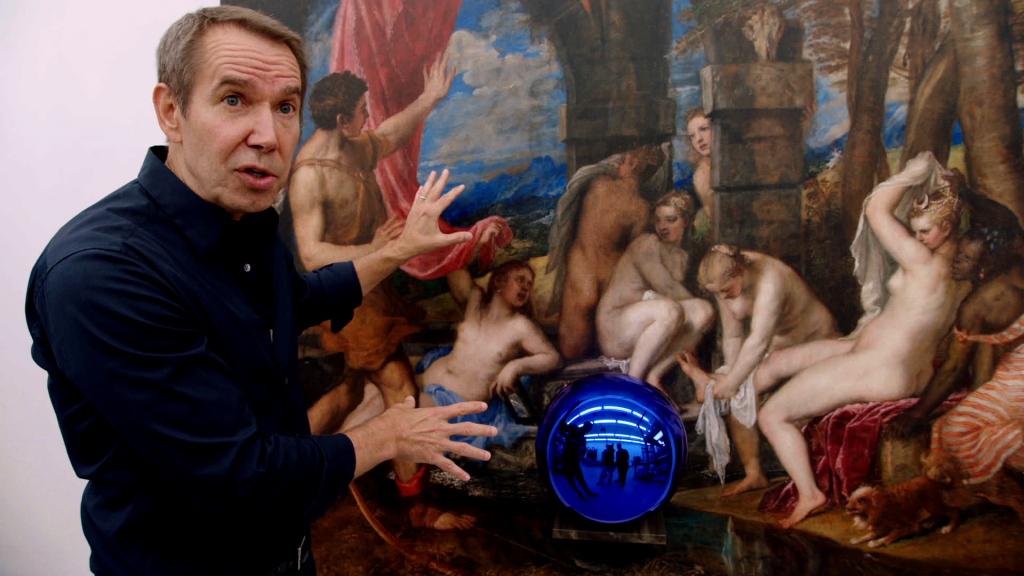 Jeff Koons The Price of Everything