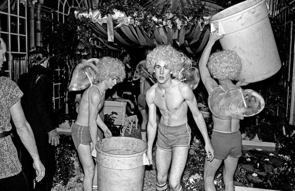Studio 54 Angels