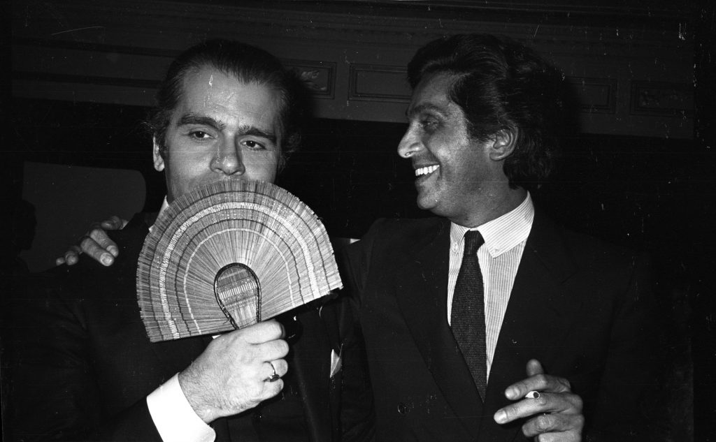 Studio 54 Karl and Valentino