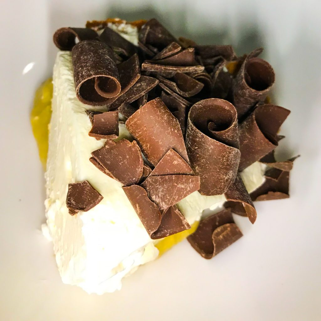 Flower & Wolf Banoffee Pie