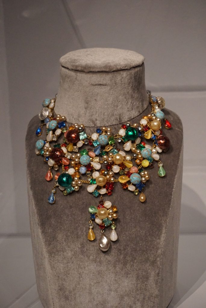 Dior Necklace at Glenbow
