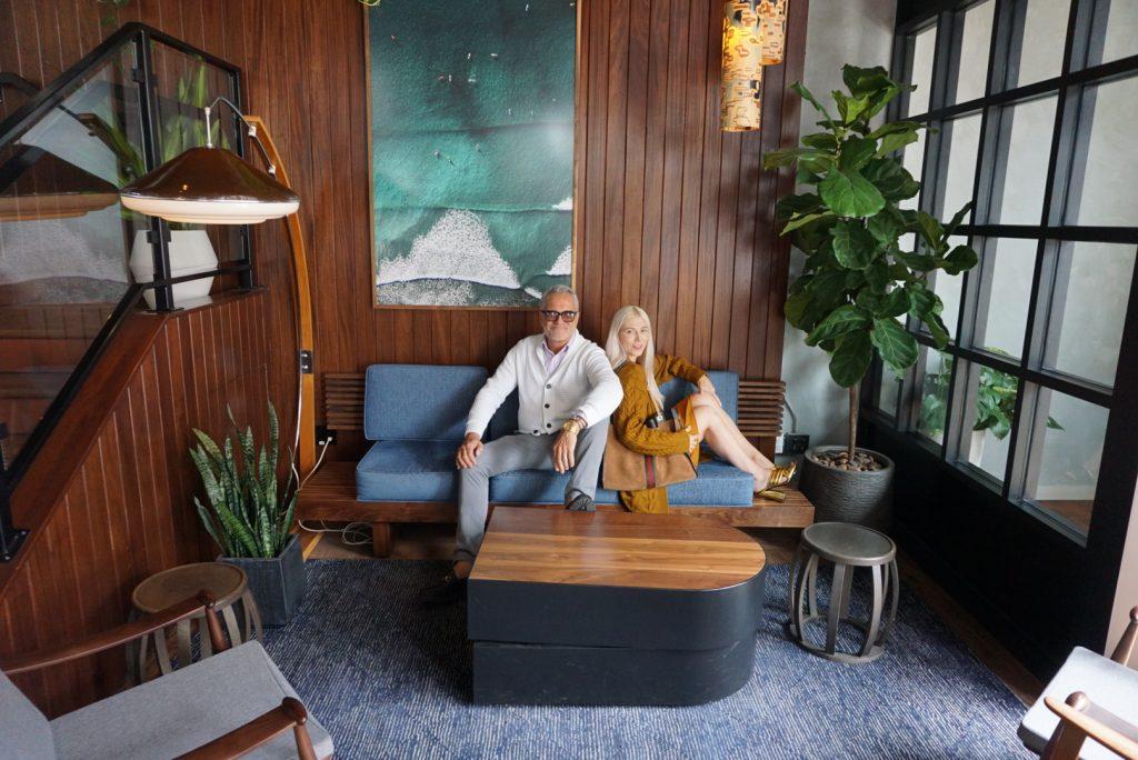 Lulu Bar Calgary Paul Lavoie and Katrina Olson