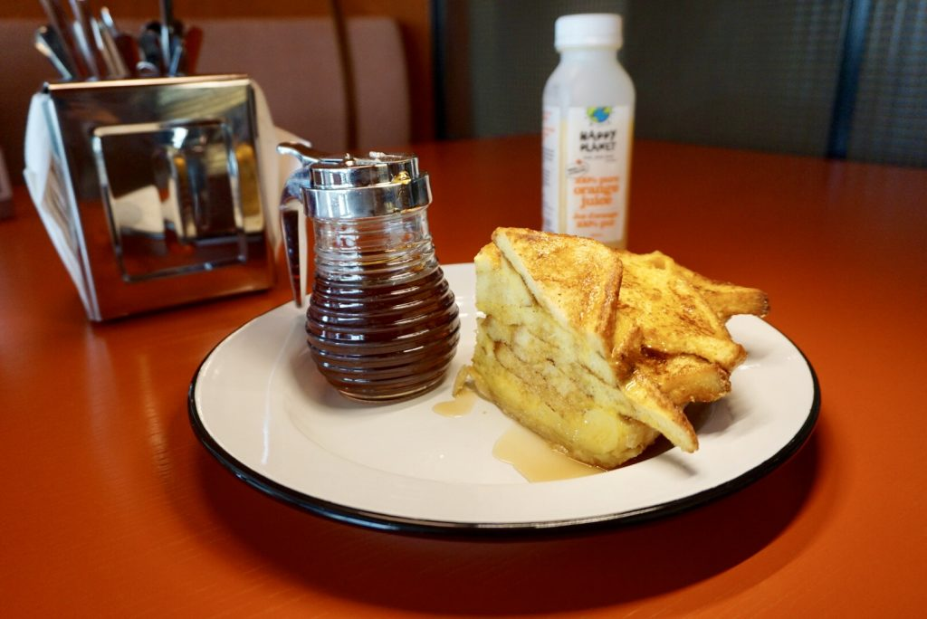 Chix Eggshop French Toast Pie