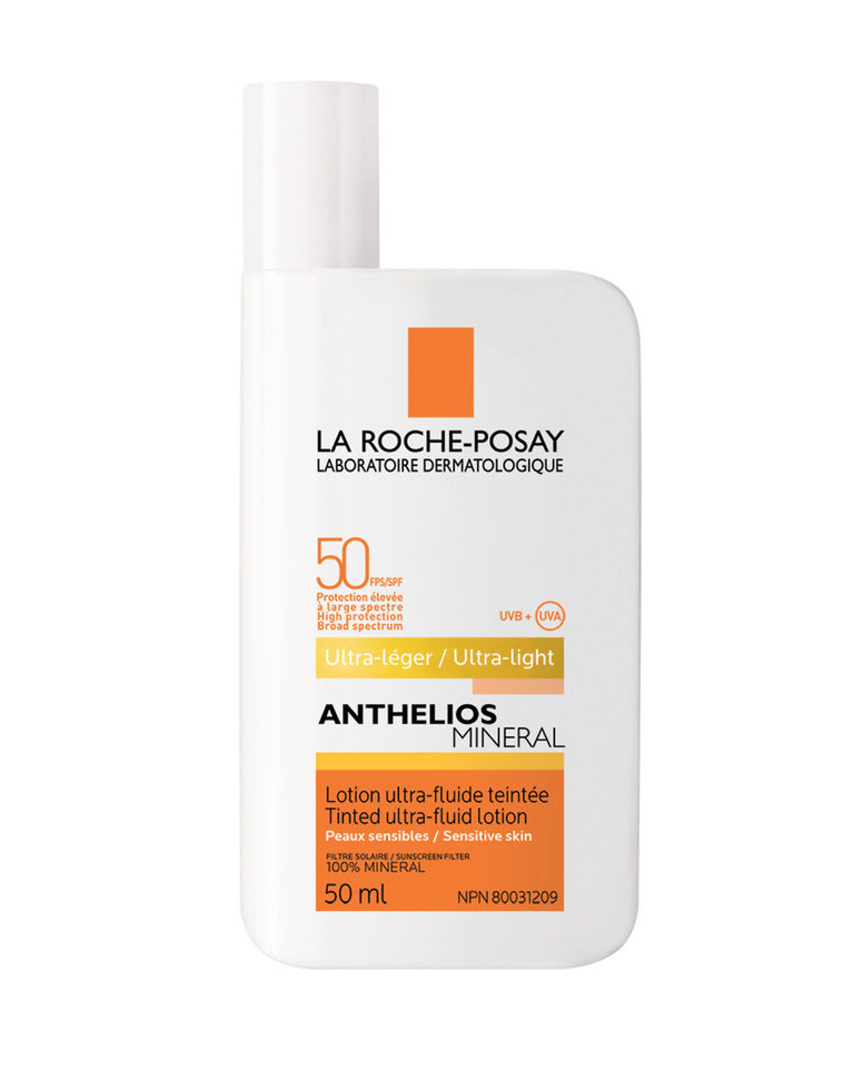 La Roche Posay Anthelios MINERAL Tinted Ultra-Fluid Lotion SPF 50 shoppers beauty boutique