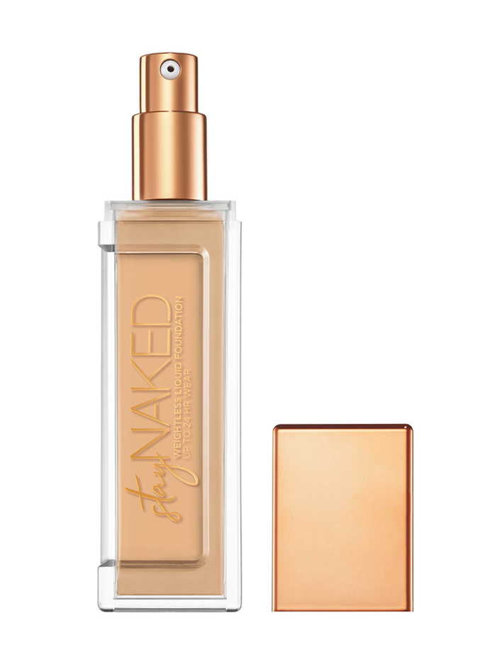 Urban Decay Stay Naked Liquid Foundation Shopper Beauty Boutique