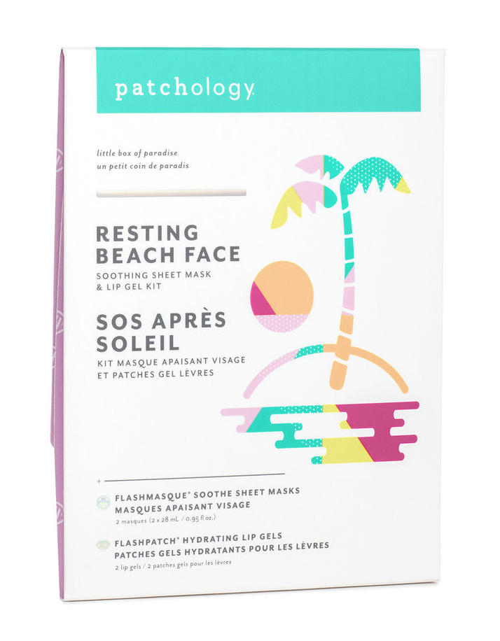 Patchology Resting Beach Face Shoppers Beauty Boutique