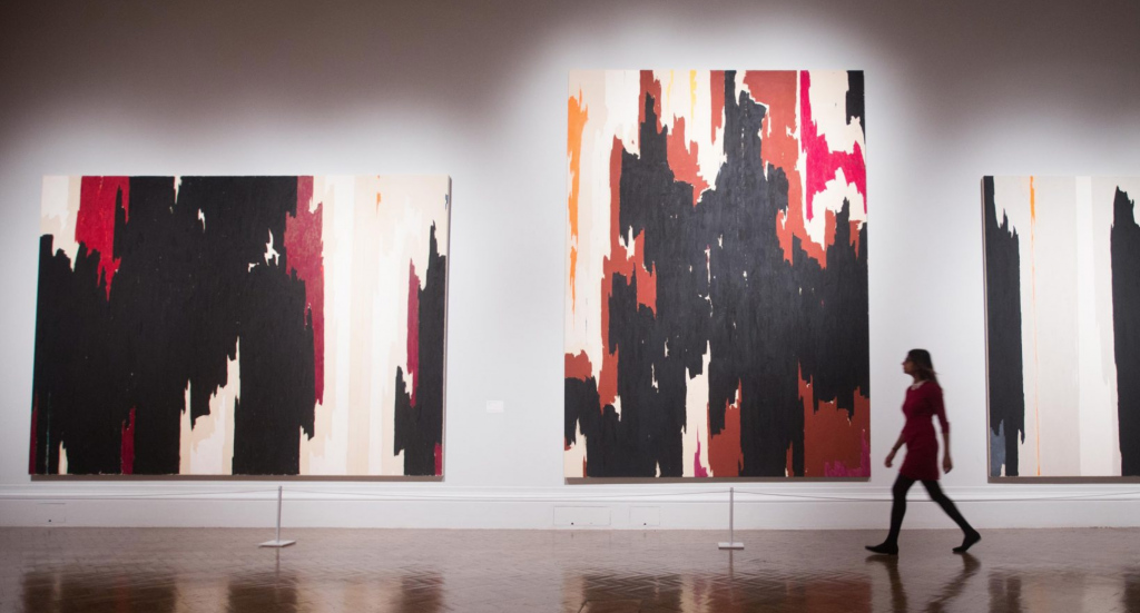 Clyfford Still Lifeline