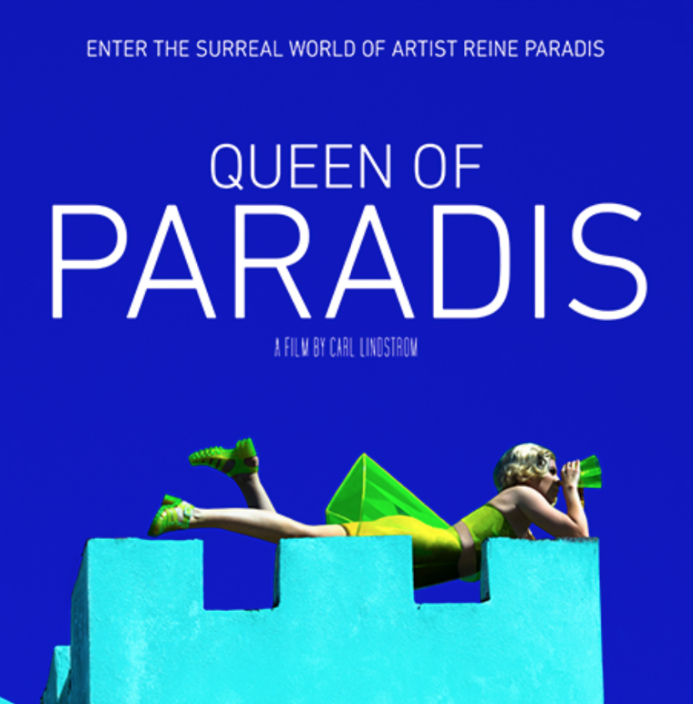 Queen of Paradis Poster