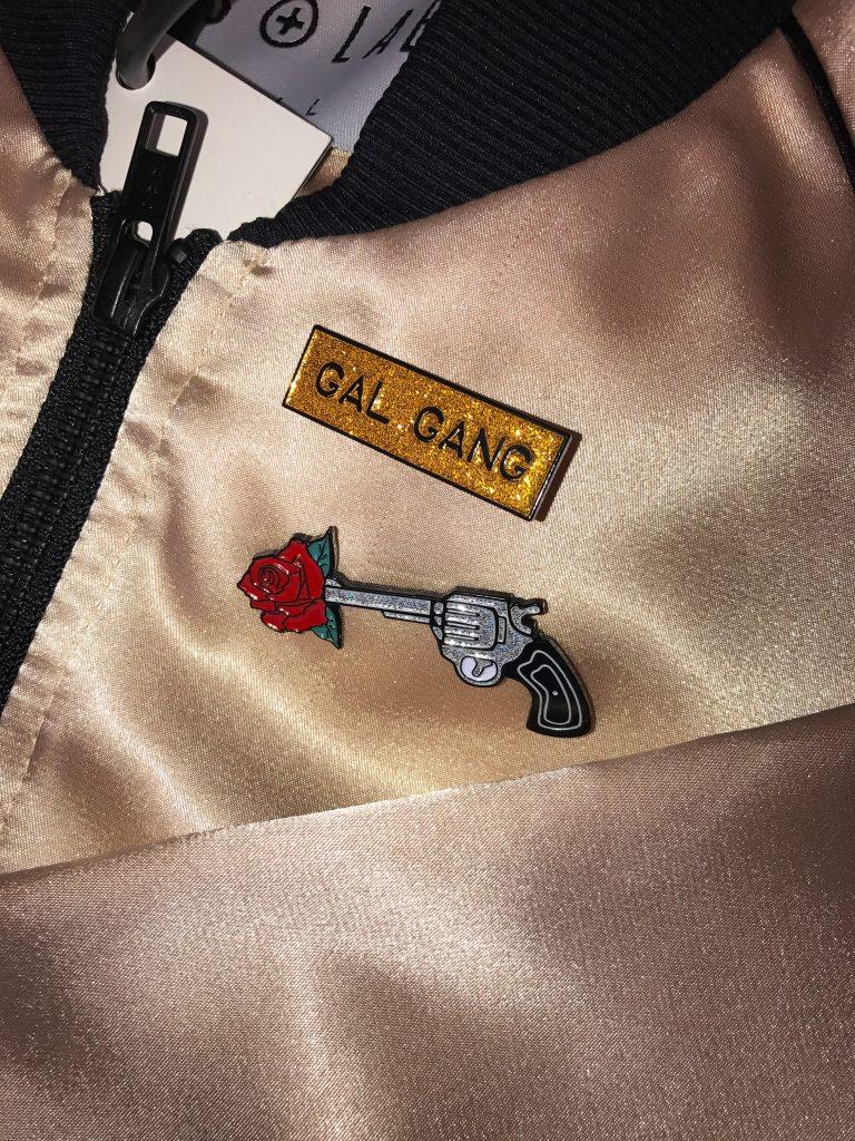 GAL GANG pin parts + labor