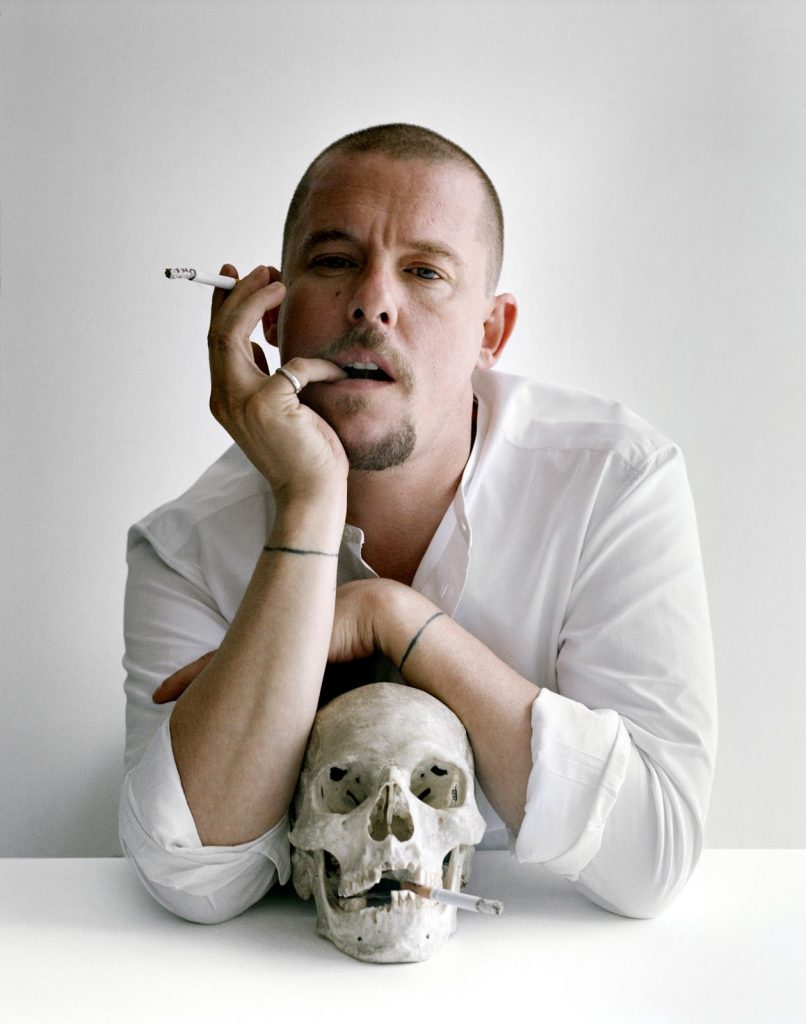McQueen by Tim Walker