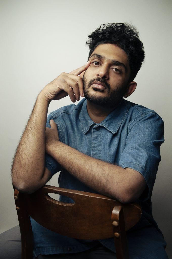 Sid Sriram Portrait