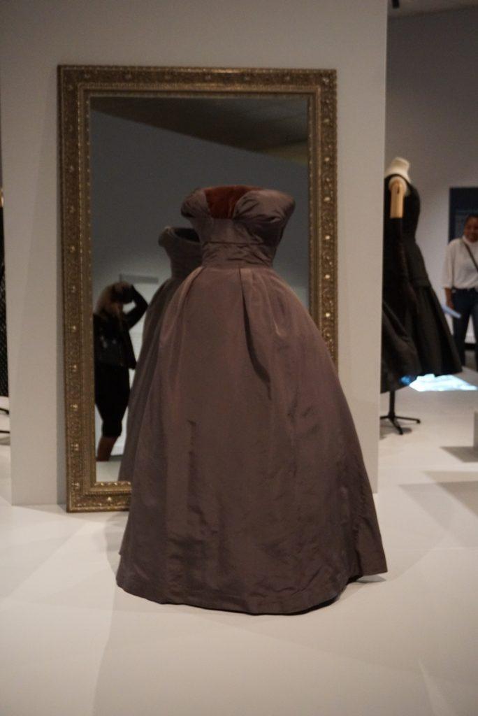 Dior at Glenbow mauve dress