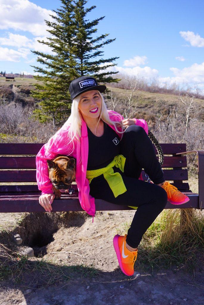 Project Athlete Katrina Olson