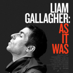 Liam Gallagher As it was poster