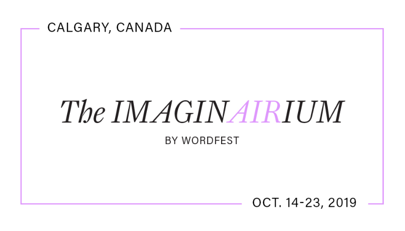 Imaginairium by wordfest katrina olson