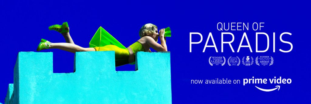Queen of Paradis banner