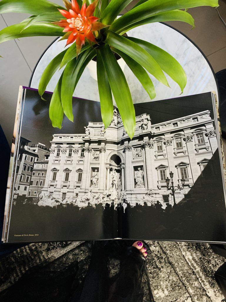 Ciao! Taschen Mario Testino Trevi Fountain