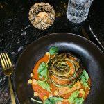 Orchard Restaurant Calgary vegan dish Ratatouille