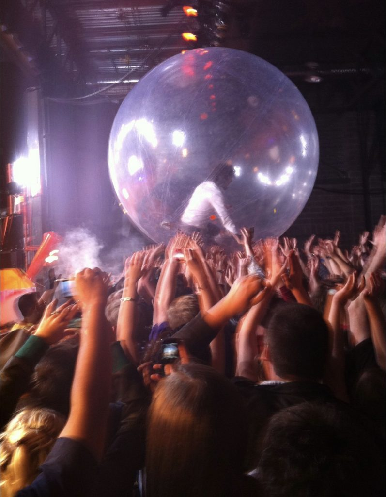 Flaming lips by Katrina Olson