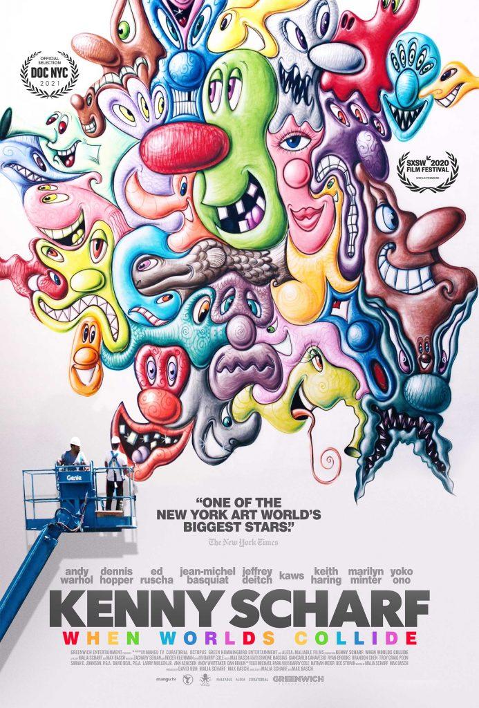 Kenny Schraf film Poster